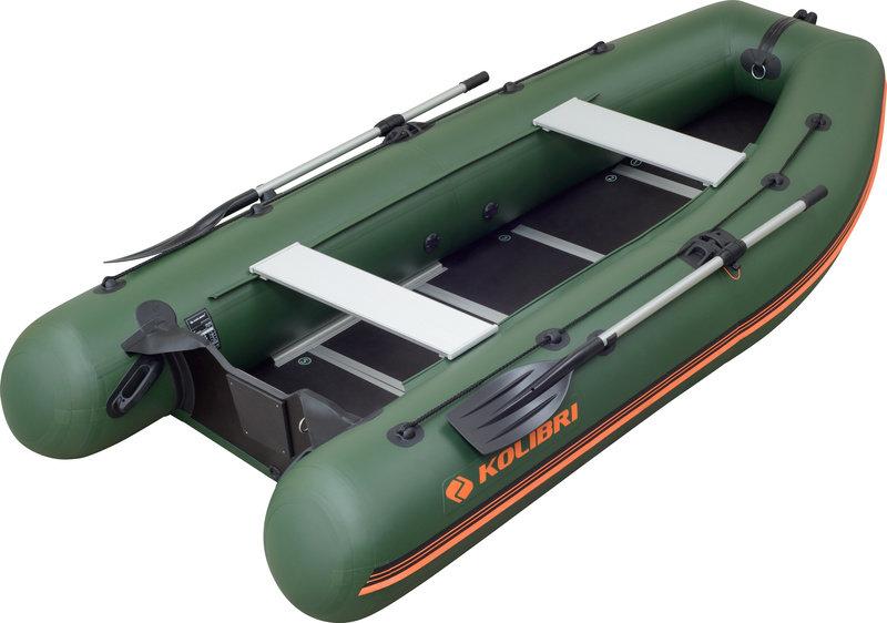 пвх лодка колибри 360 дсл