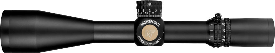 Прицел Nightforce ATACR 7-35x56 ZeroS F1 0.1Mil сетка Mil-R с подсветкой