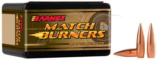 Пуля Barnes BT Match Burner кал. 224 масса 4,47 г/69 гран
