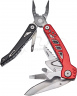 Мультитул SKIF Plus Handy Tool. Цвет - red/black