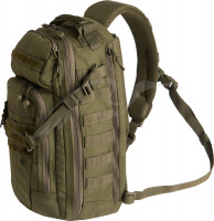 Рюкзак First Tactical Crosshatch Sling Pack. Цвет - зеленый