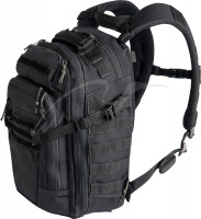 Рюкзак First Tactical Specialist Half-Day Backpack. Цвет - черный
