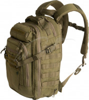 Рюкзак First Tactical Specialist Half-Day Backpack. Цвет - зеленый