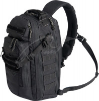 Рюкзак First Tactical Crosshatch Sling Pack. Цвет - черный