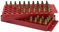 MTM Universal Reloading tray red