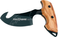 Нож Fox European Hunter 150 Gut Hook