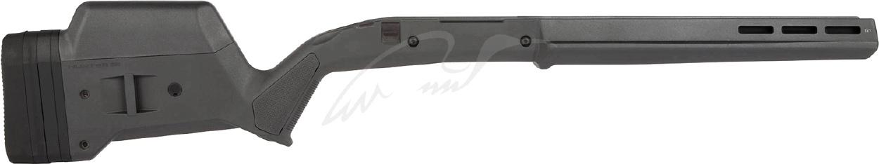 Ложа Magpul Hunter 700 для Remington 700. Цвет - серый