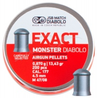Пули пневм JSB Diabolo Exact Monster